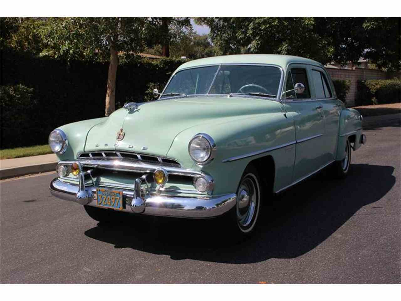 1952 Dodge Meadowbrook for Sale | ClicCars.com | CC-1026232