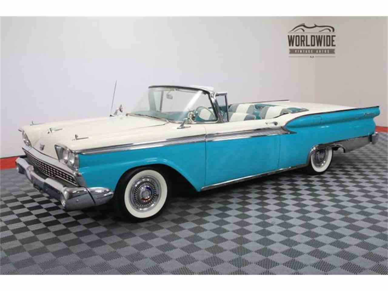 1959 Ford Galaxie 500 for Sale | ClassicCars.com | CC-1026272