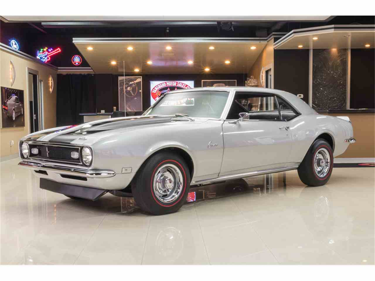 Large Picture of 1968 Camaro located in Michigan - $54,900.00 Offered by Vanguard Motor Sales - LV33
