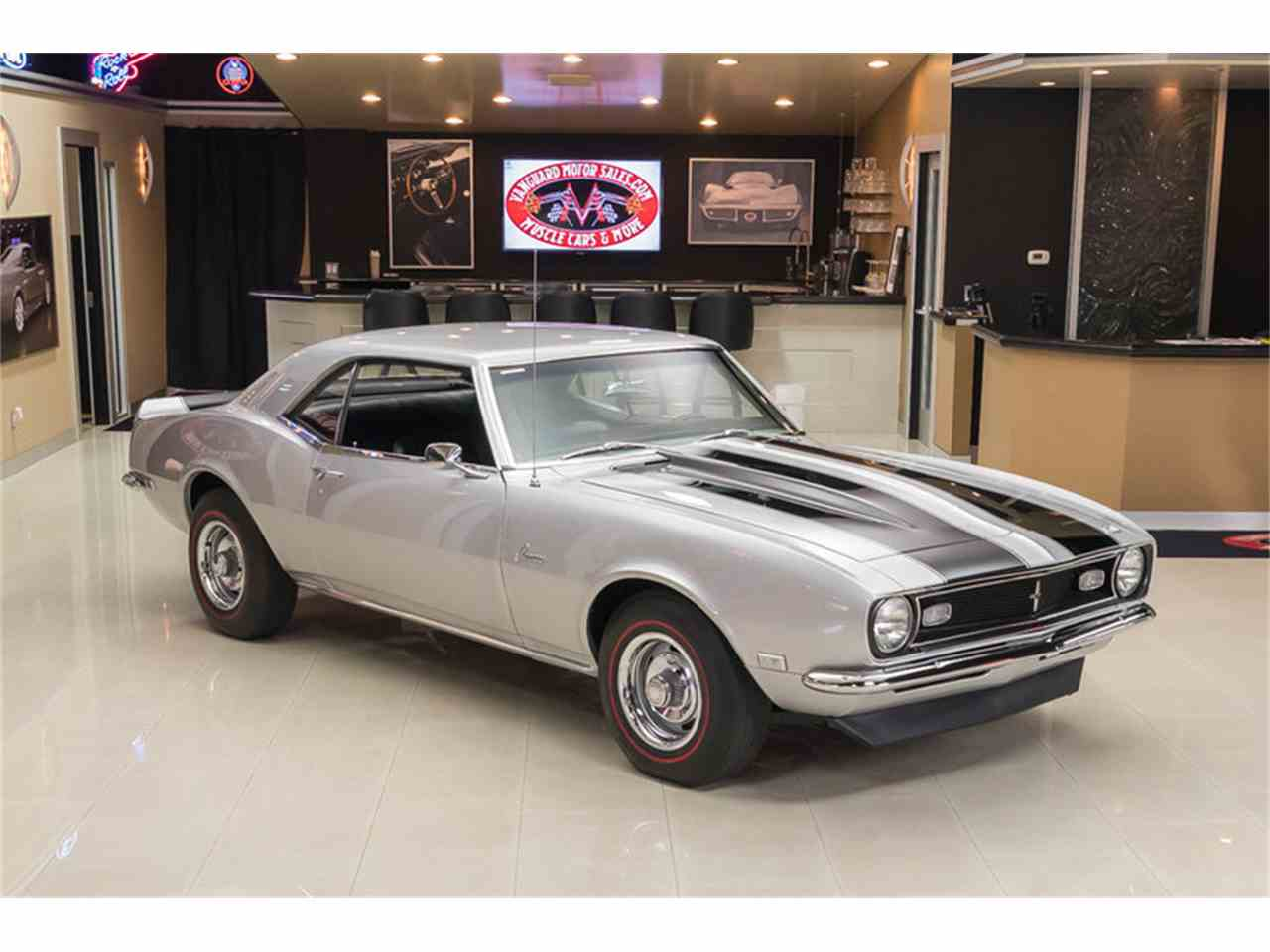 Large Picture of Classic 1968 Chevrolet Camaro - LV33