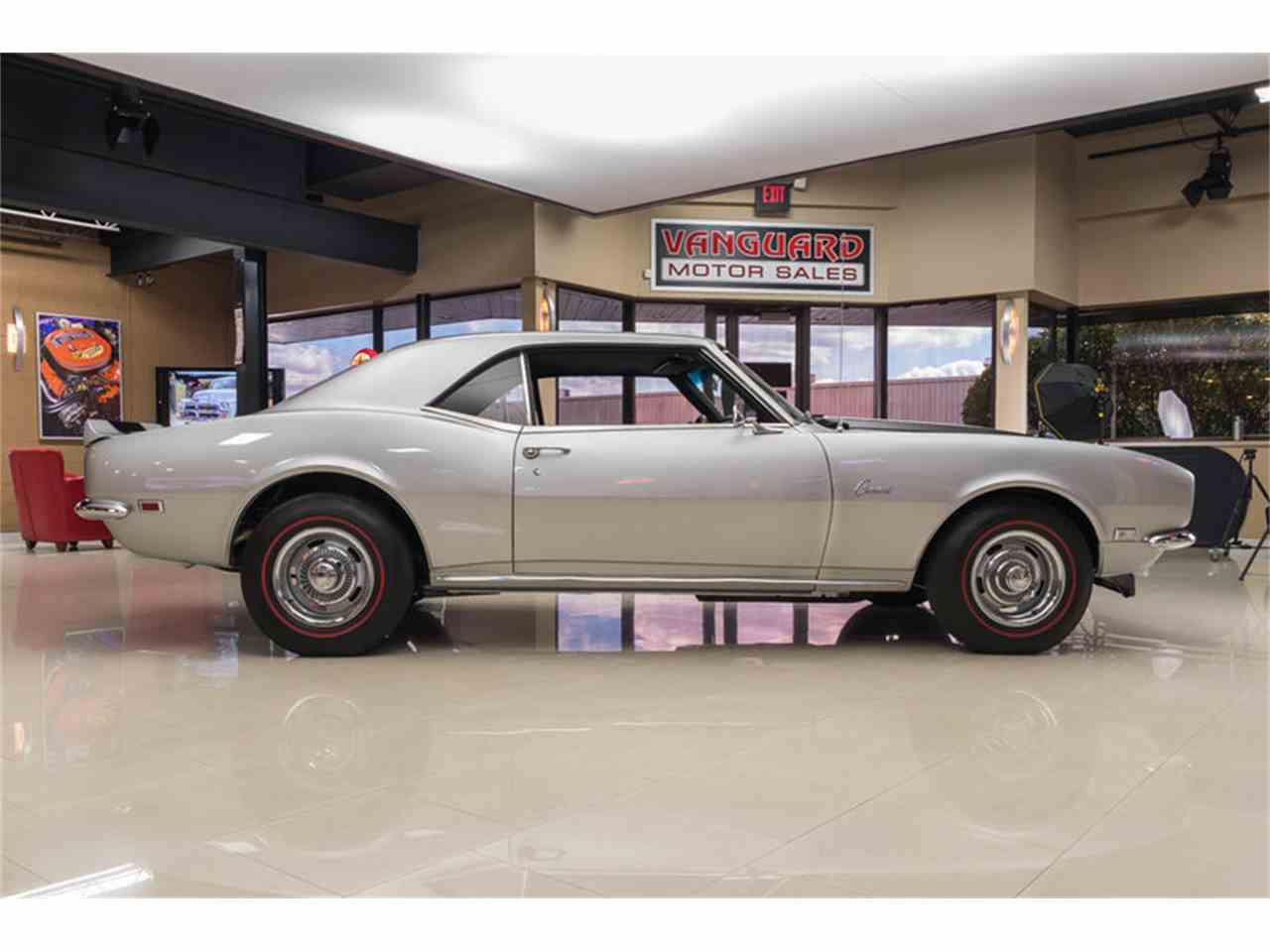 Large Picture of Classic '68 Camaro located in Plymouth Michigan - $54,900.00 Offered by Vanguard Motor Sales - LV33