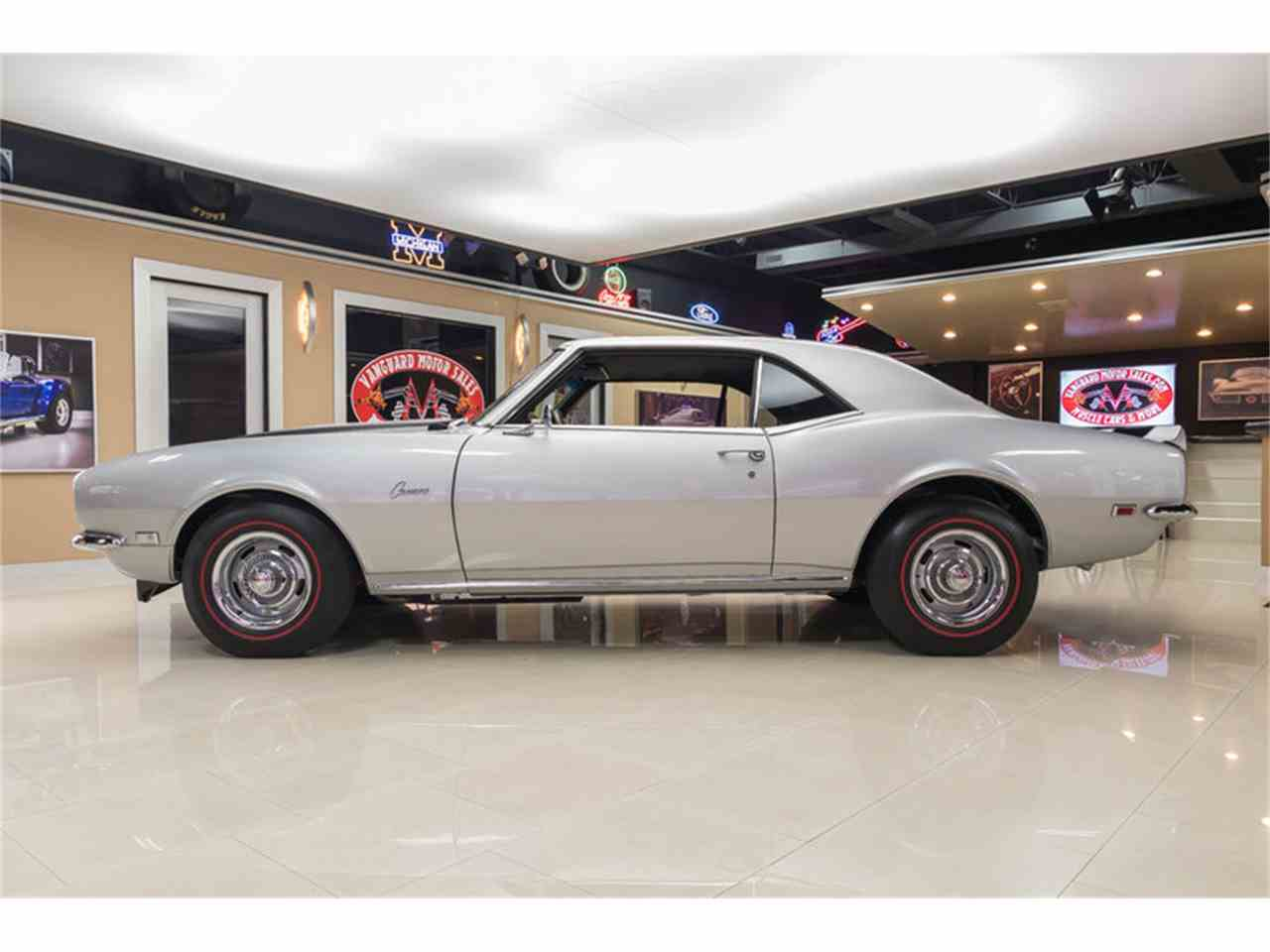 Large Picture of Classic 1968 Camaro located in Michigan Offered by Vanguard Motor Sales - LV33