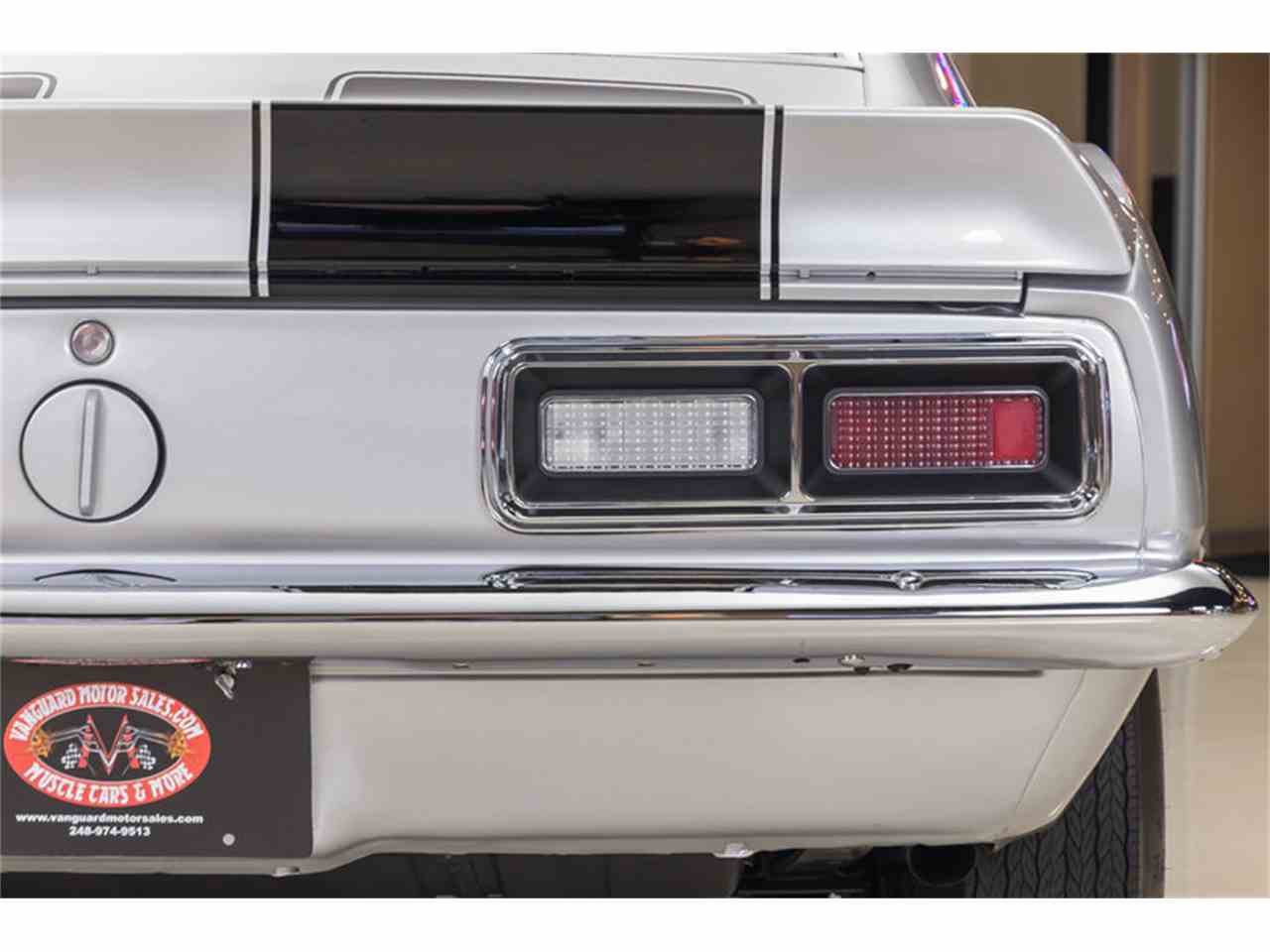 Large Picture of 1968 Chevrolet Camaro - $54,900.00 Offered by Vanguard Motor Sales - LV33