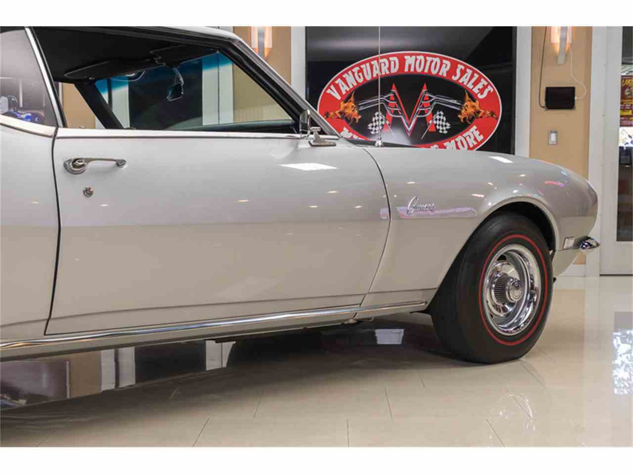 Large Picture of Classic '68 Chevrolet Camaro located in Plymouth Michigan - $54,900.00 - LV33