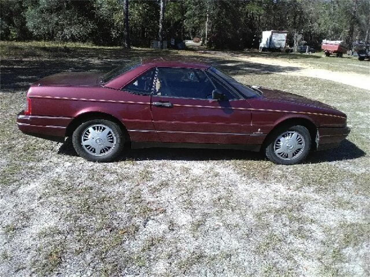 Large Picture of '87 Allante - LZXD