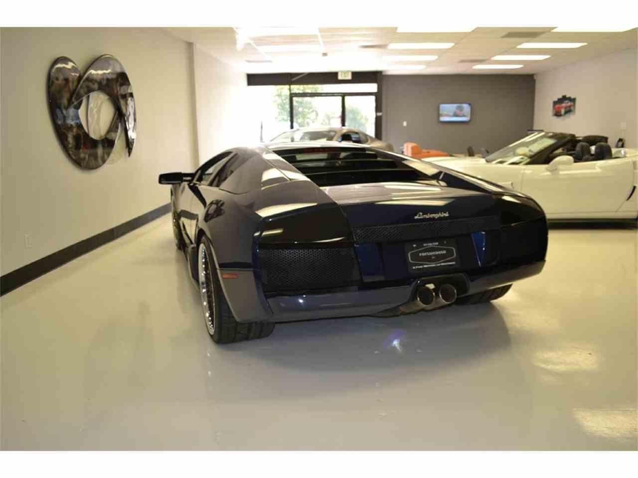 Large Picture of 2004 Lamborghini Murcielago located in California Offered by Fortunauto 13 LLC - LVJ1