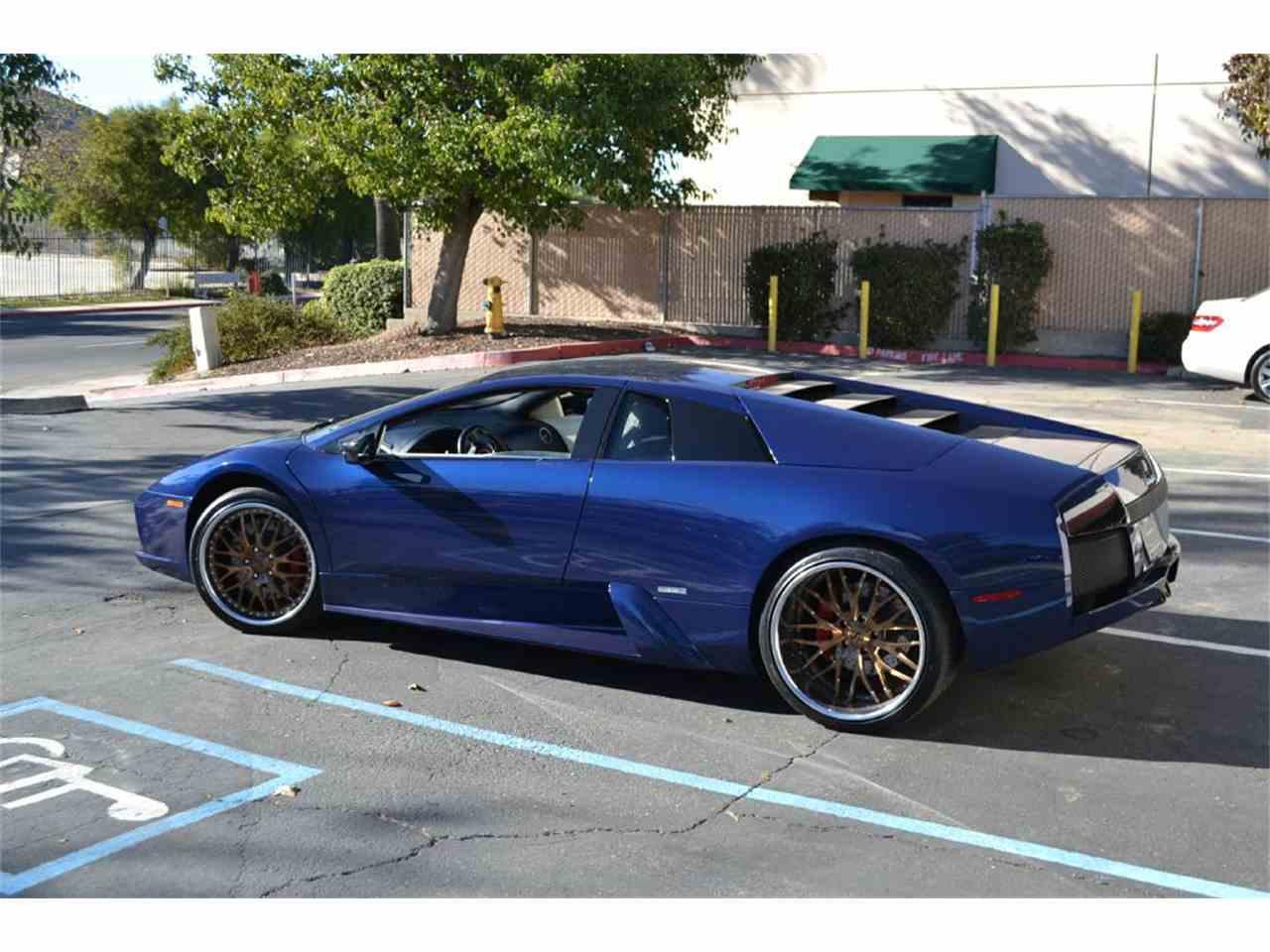 Large Picture of 2004 Lamborghini Murcielago Offered by Fortunauto 13 LLC - LVJ1