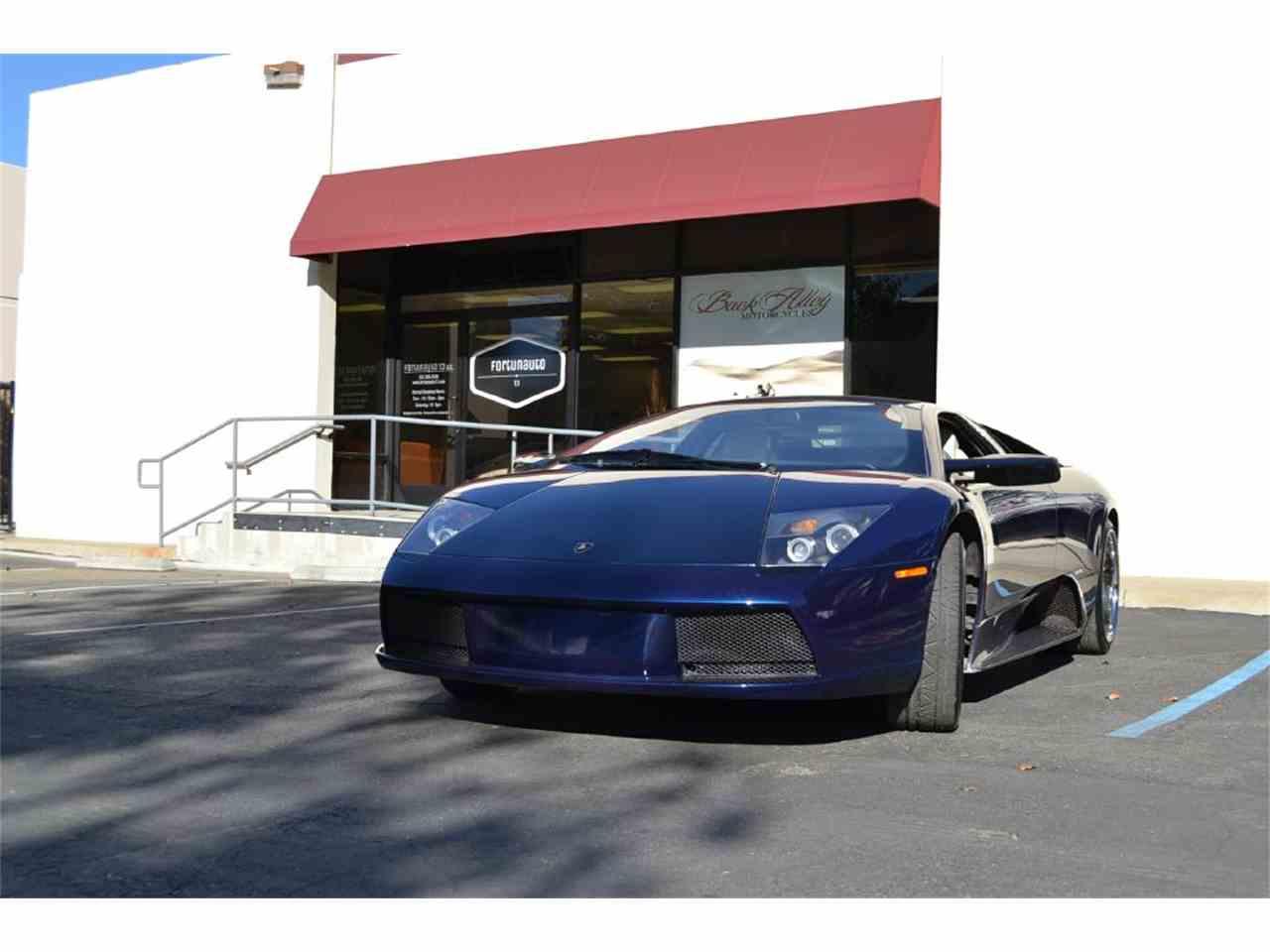 Large Picture of 2004 Lamborghini Murcielago - LVJ1