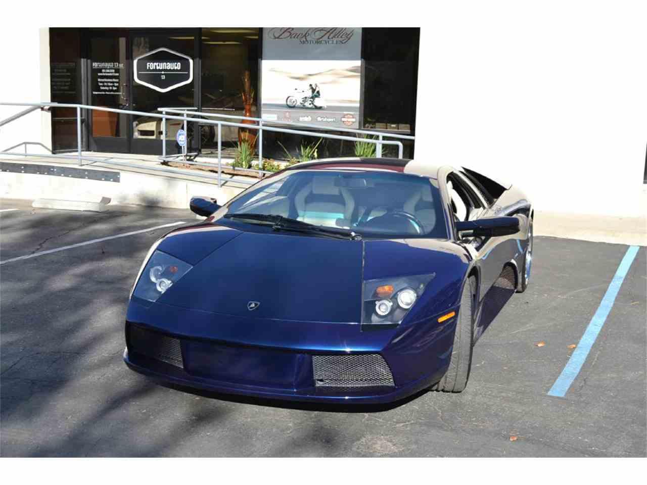 Large Picture of '04 Lamborghini Murcielago located in California - $110,000.00 - LVJ1