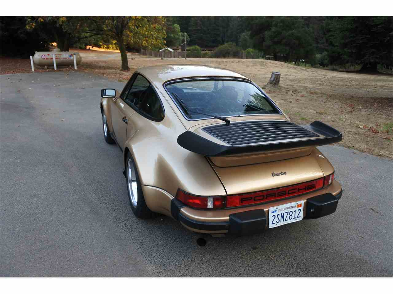 Large Picture of '79 930 Turbo - LVJ9