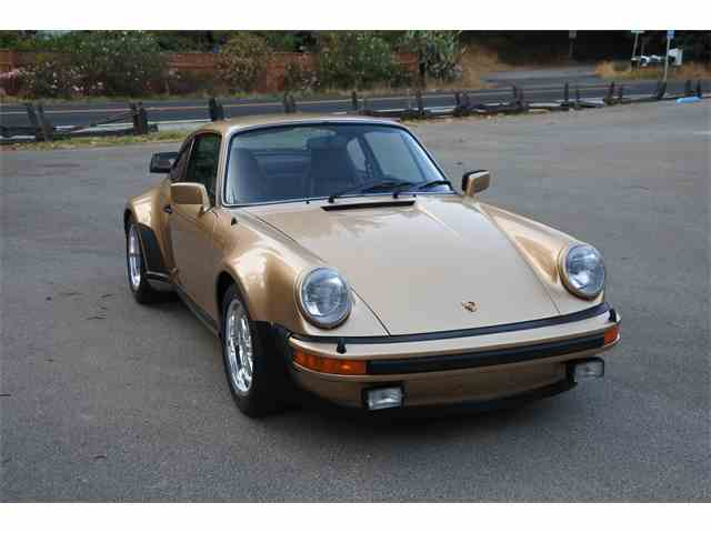 Picture of 1979 Porsche 930 Turbo located in Boulder Creek California Offered by a Private Seller - LVJ9