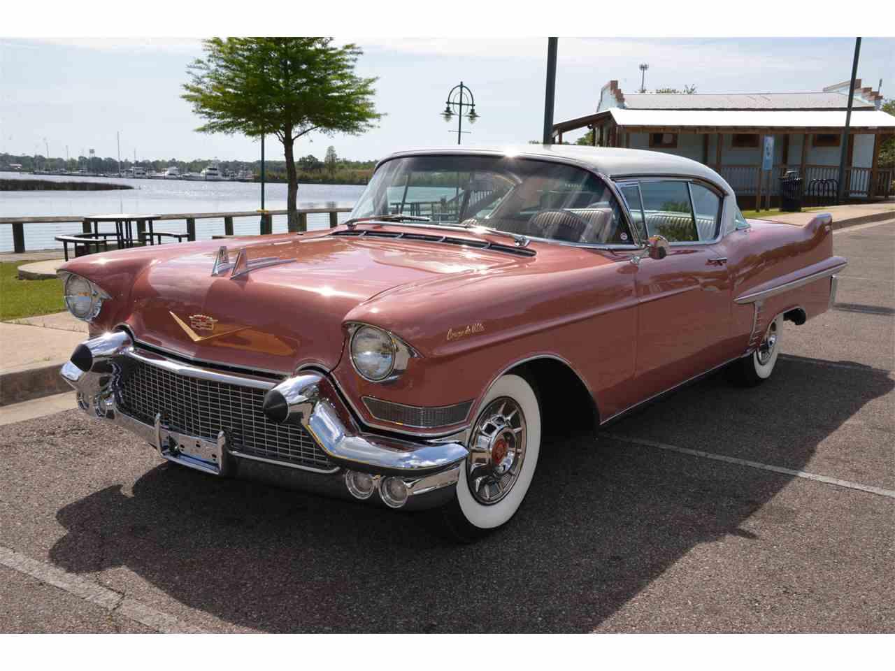 1957 Cadillac Coupe DeVille for Sale | ClicCars.com | CC-1026460