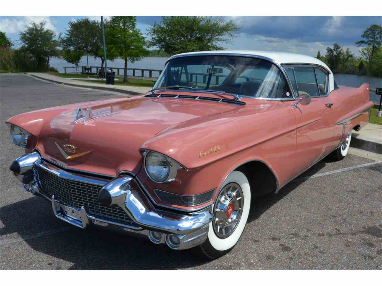 1957 Cadillac Coupe Deville for sale