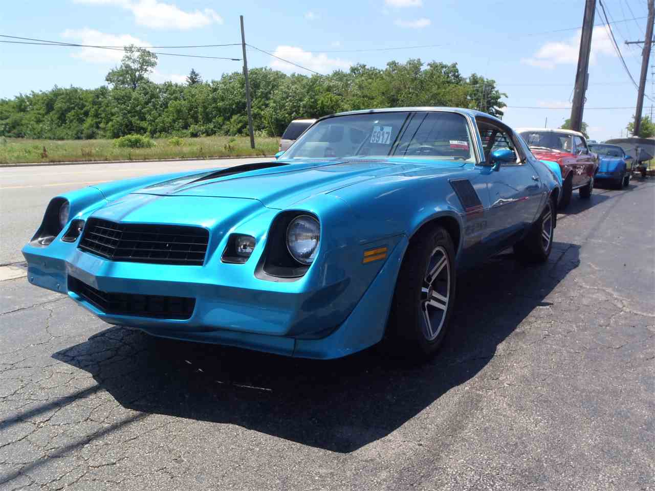 1979 Chevrolet Camaro Z28 For Sale Classiccars Com Cc
