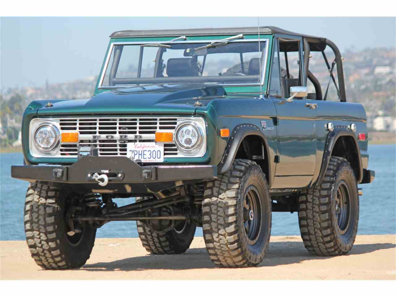 1970 ford bronco for sale cc 1026494. Black Bedroom Furniture Sets. Home Design Ideas