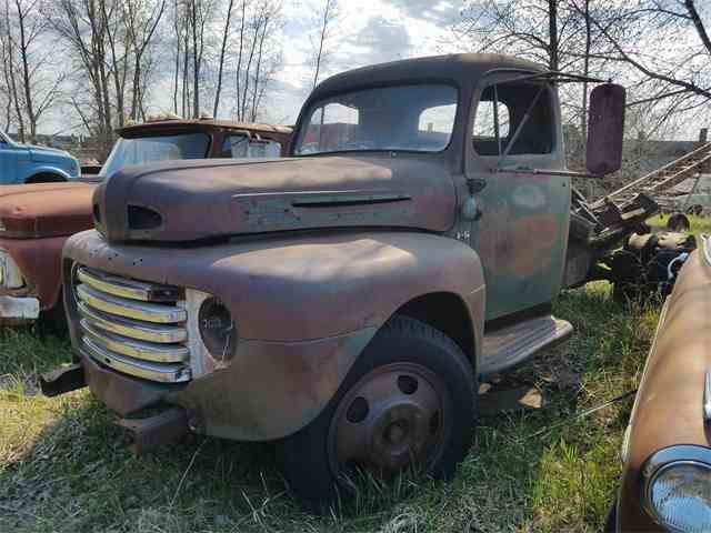 Picture of Classic 1948 Ford F6 located in Crookston MINNESOTA - $1,900.00 - LVJF
