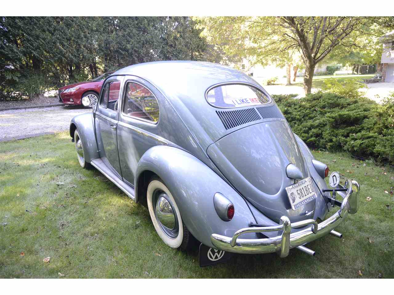 Large Picture of '57 Beetle - M02C