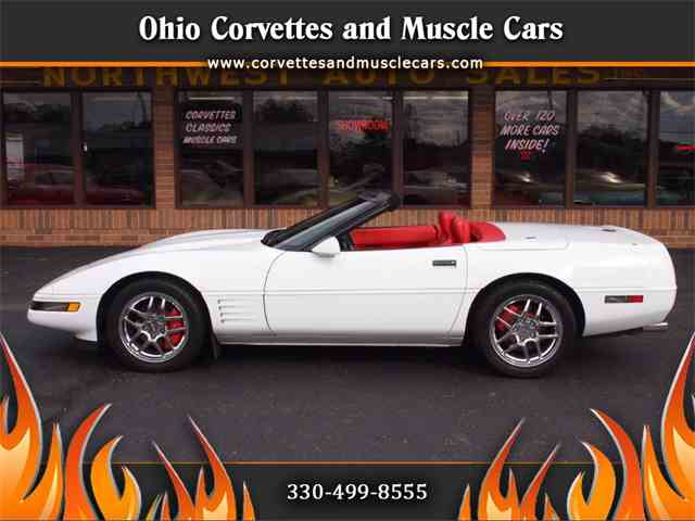 Picture of 1993 Corvette - $17,900.00 Offered by Ohio Corvettes and Muscle Cars - M02H