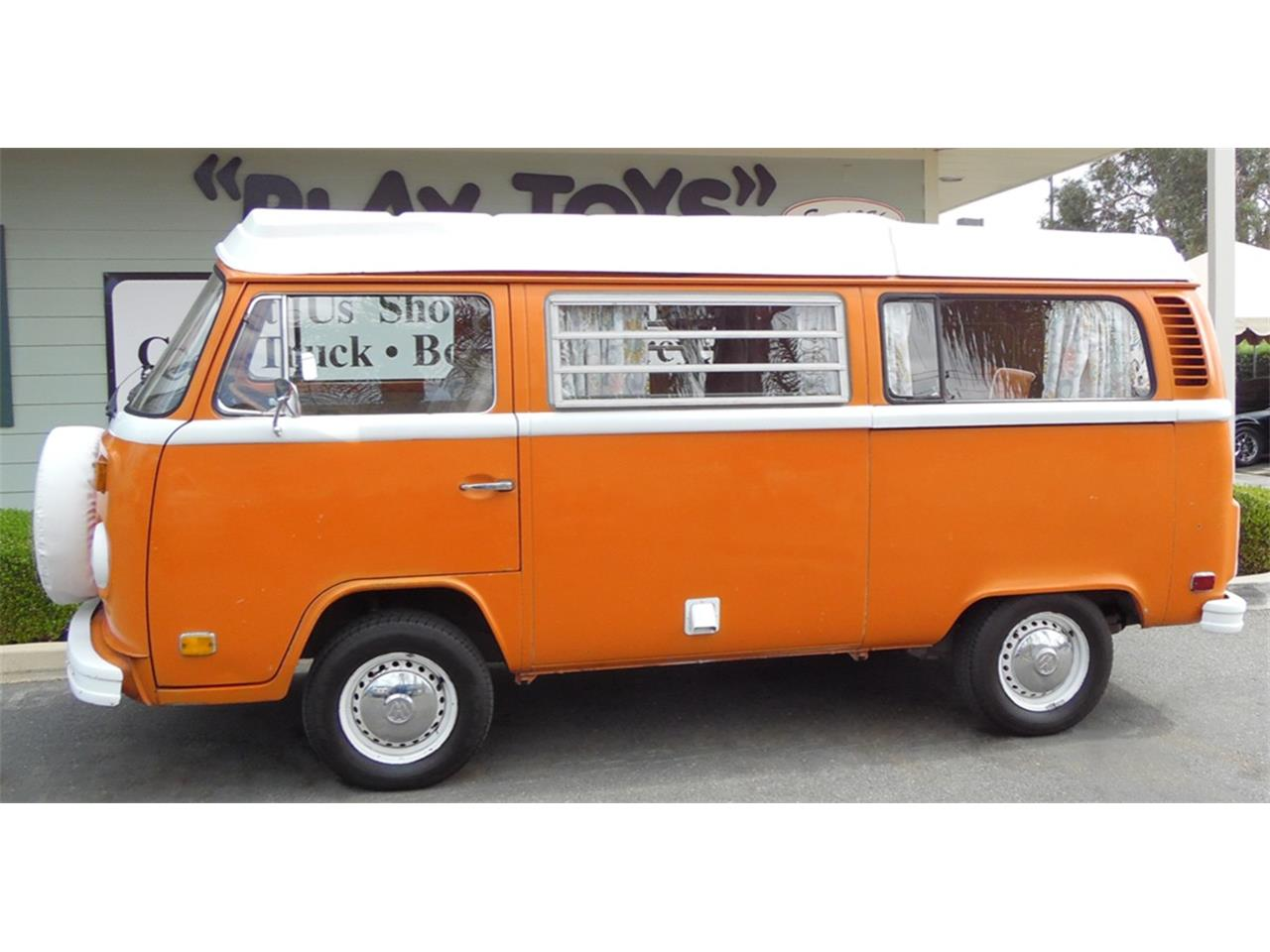 Large Picture of '73 Westfalia Camper - LVJH