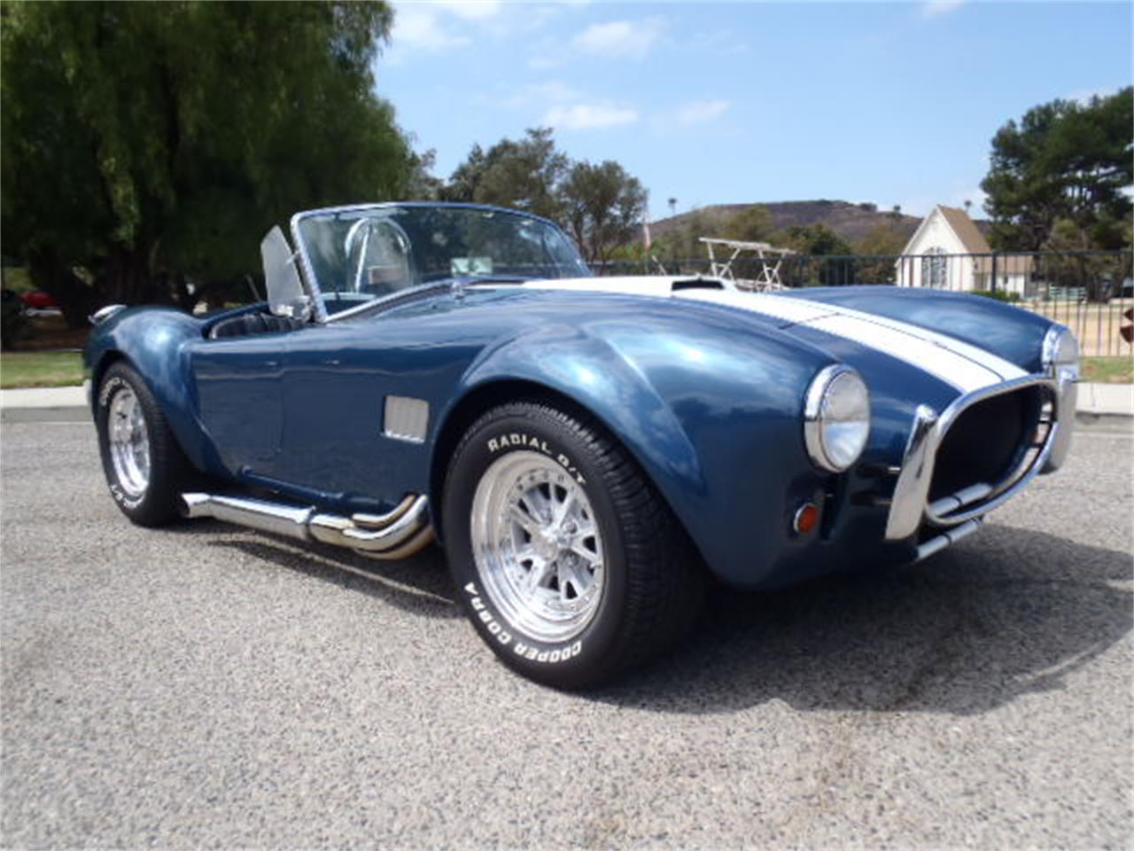 Large Picture of '65 Ford Cobra located in California Offered by California Cars - LVJI