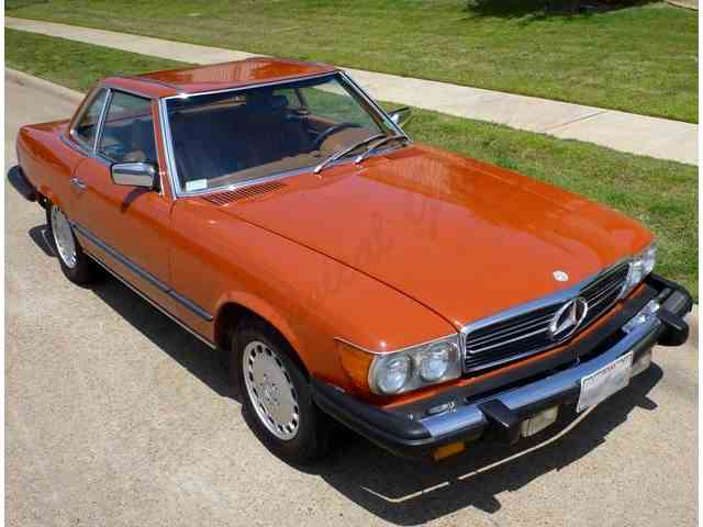 Picture of '78 450SL - M030