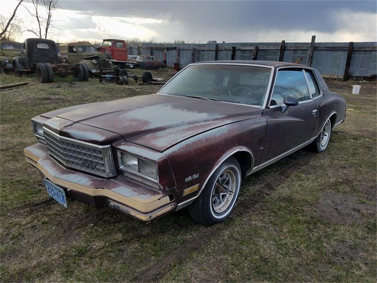 Large Picture of 1980 Chevrolet Monte Carlo Offered by Backyard Classics - LVJJ