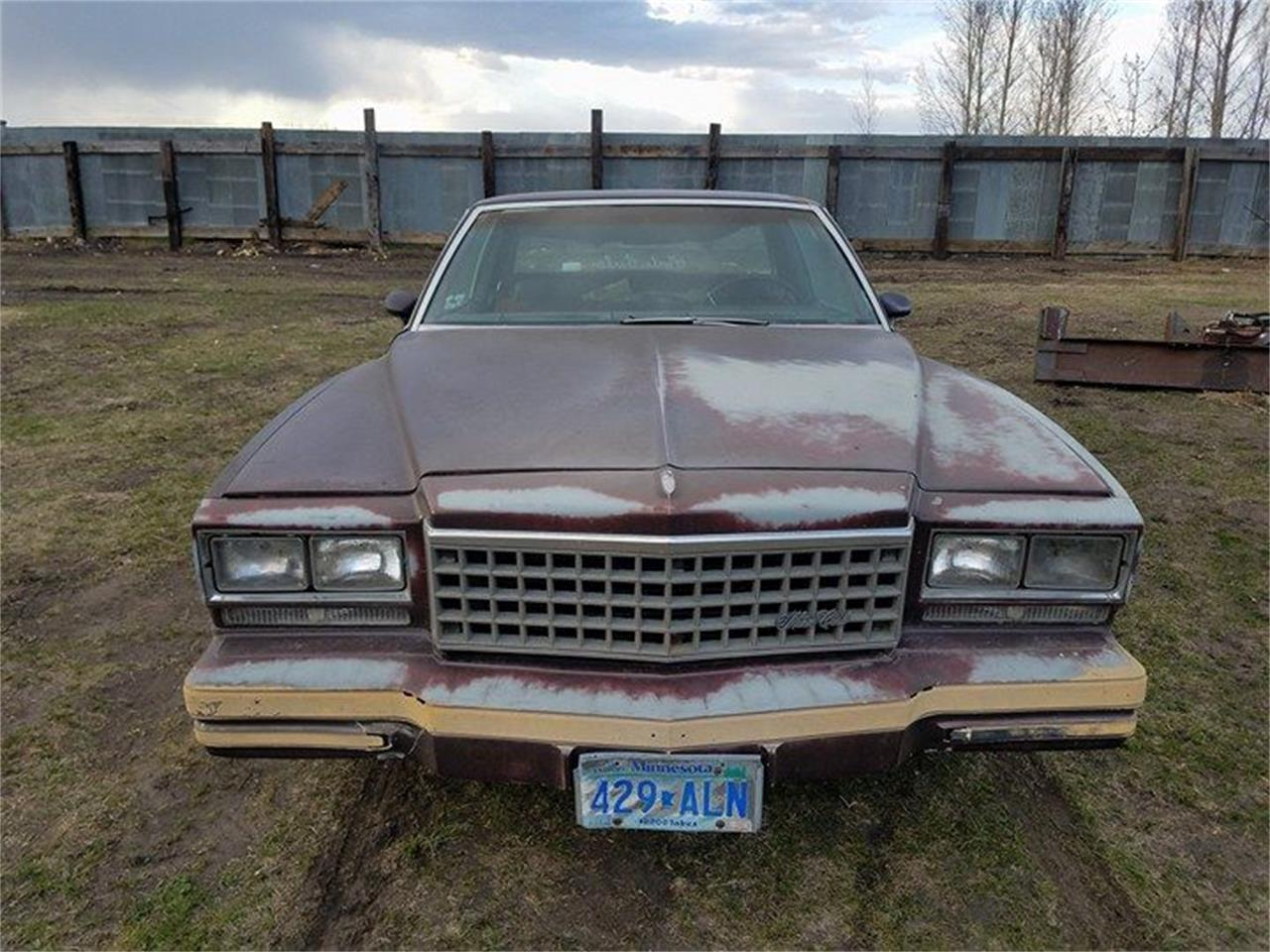 Large Picture of '80 Monte Carlo Offered by Backyard Classics - LVJJ