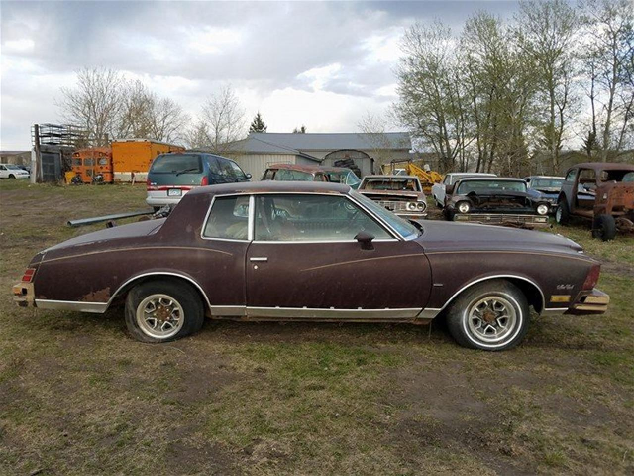 Large Picture of '80 Chevrolet Monte Carlo located in Minnesota - $1,500.00 Offered by Backyard Classics - LVJJ