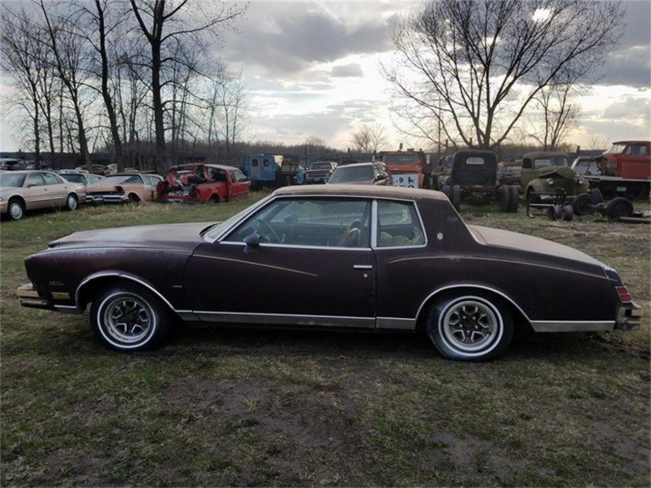 Large Picture of 1980 Chevrolet Monte Carlo located in Crookston Minnesota Offered by Backyard Classics - LVJJ