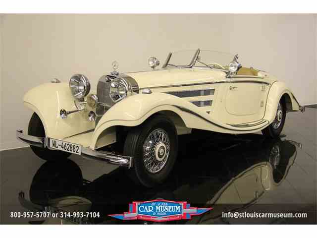 Picture of 1935 Mercedes-Benz 500K located in Missouri - $1,995,000.00 Offered by  - M03E