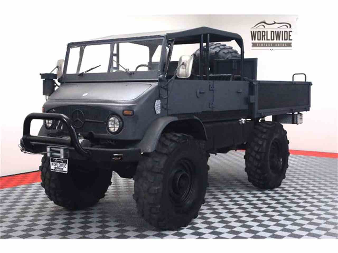 1969 mercedes benz unimog for sale cc for Mercedes benz unimog for sale