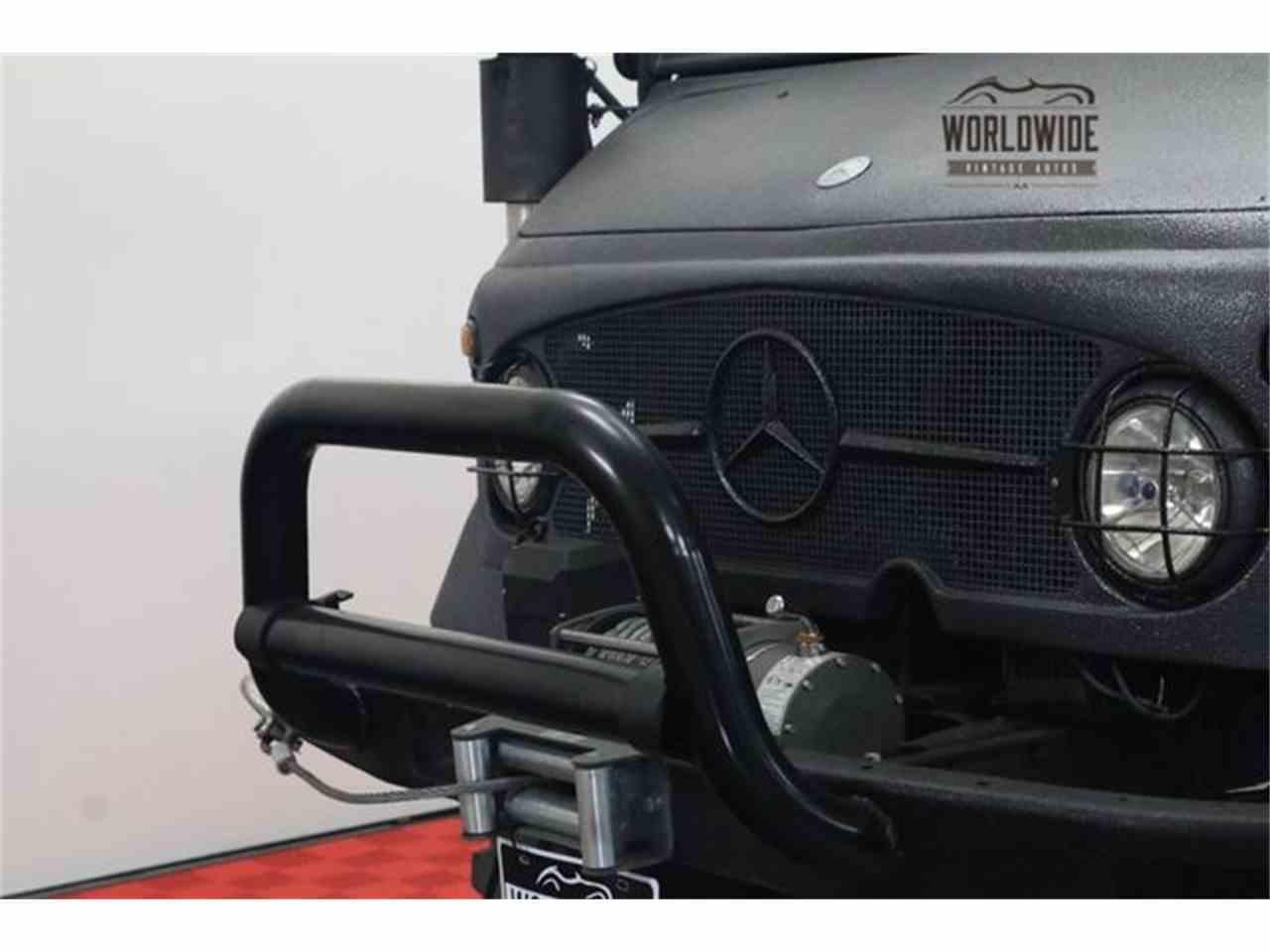 1969 Mercedes-Benz Unimog for Sale | ClassicCars.com | CC-1026578