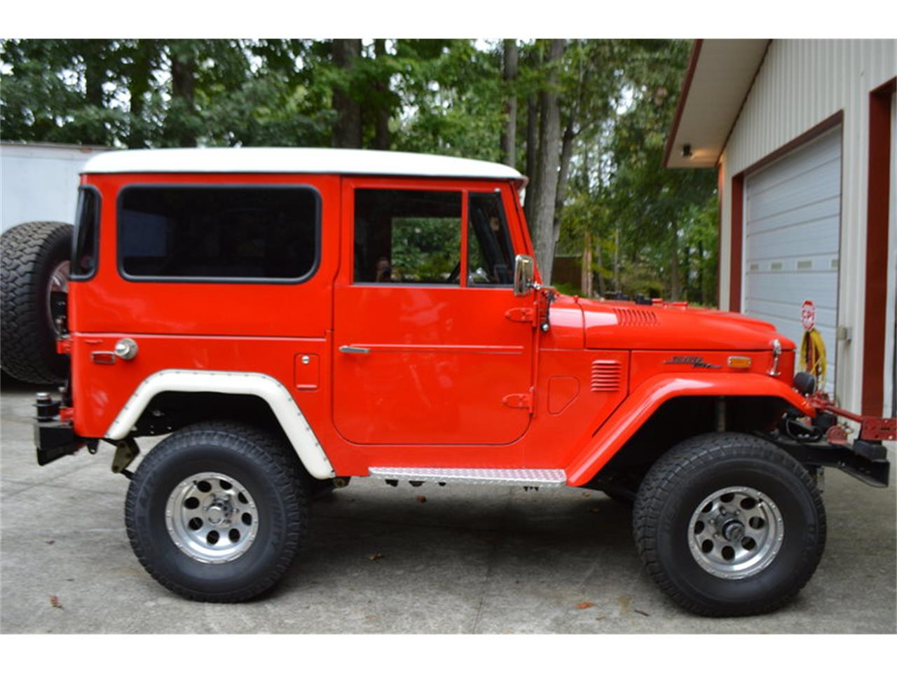 1973 Toyota Land Cruiser Fj40 For Sale Cc 1026625 Large Picture Of 73 M05d