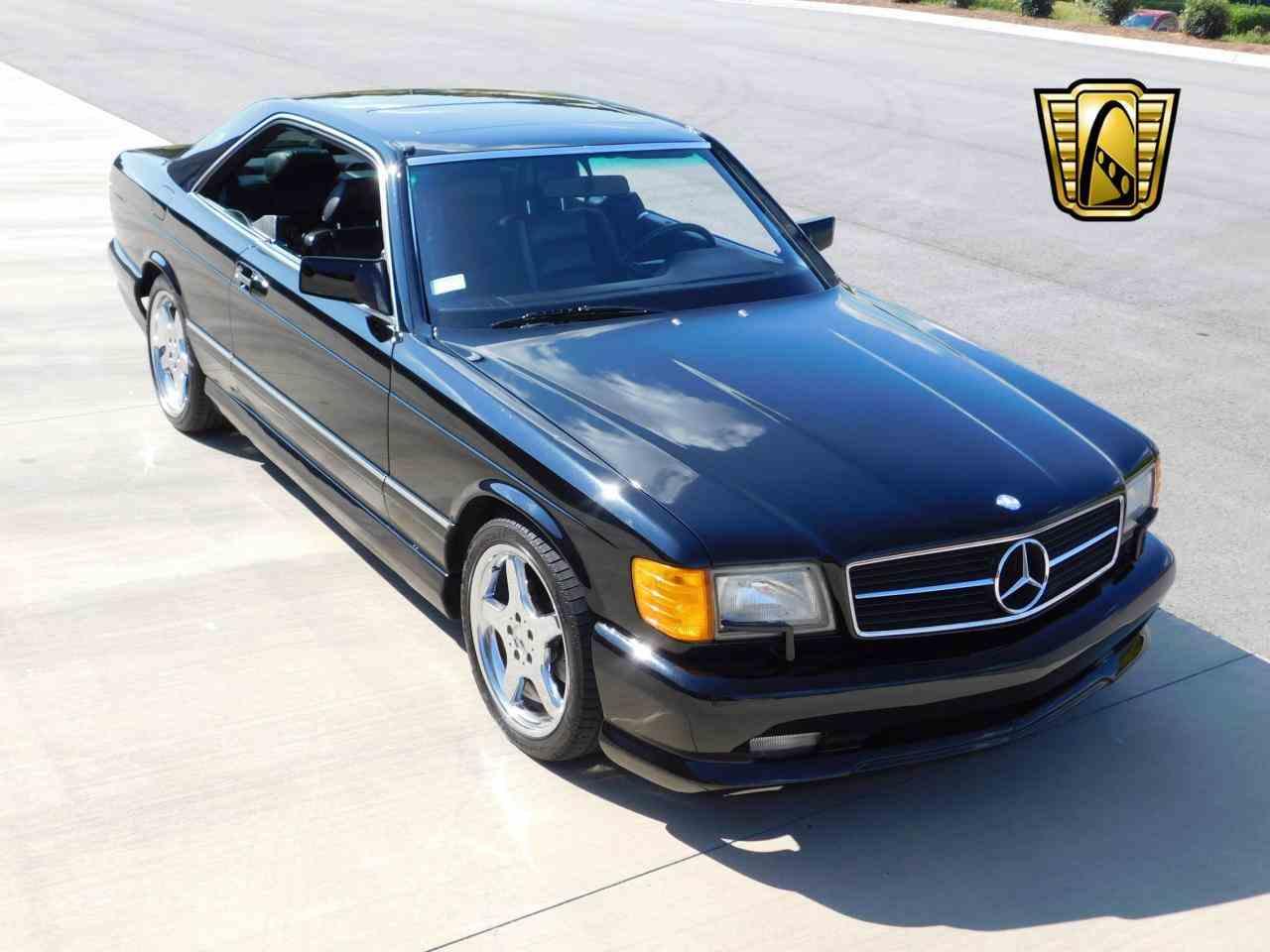 1991 mercedes benz 560sec for sale cc for Mercedes benz alpharetta ga