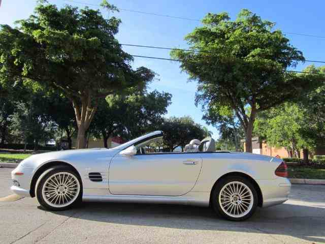 Picture of '03 SL55 - M05P