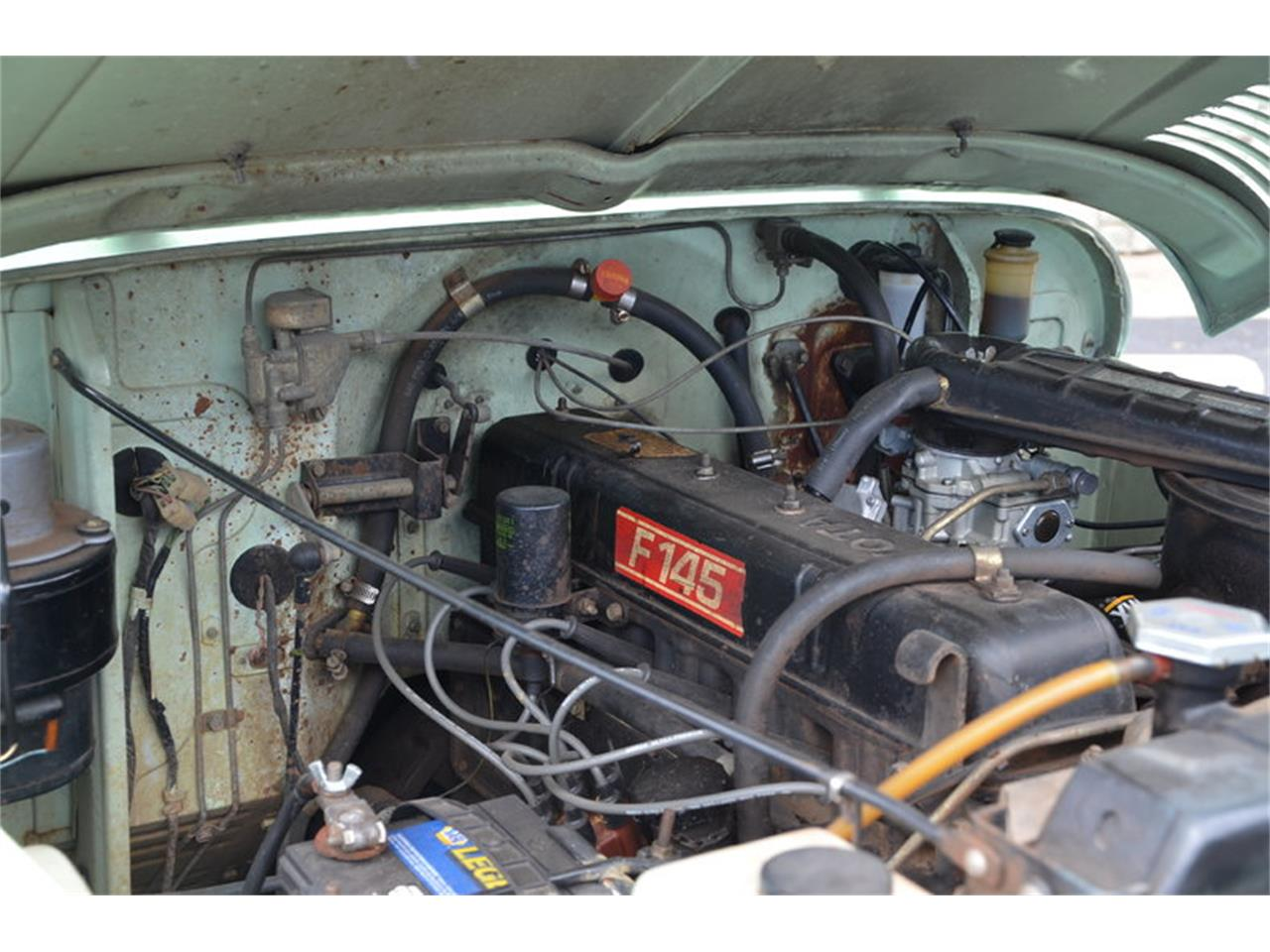 For Sale: 1969 Toyota Land Cruiser FJ40 in Holland, Michigan