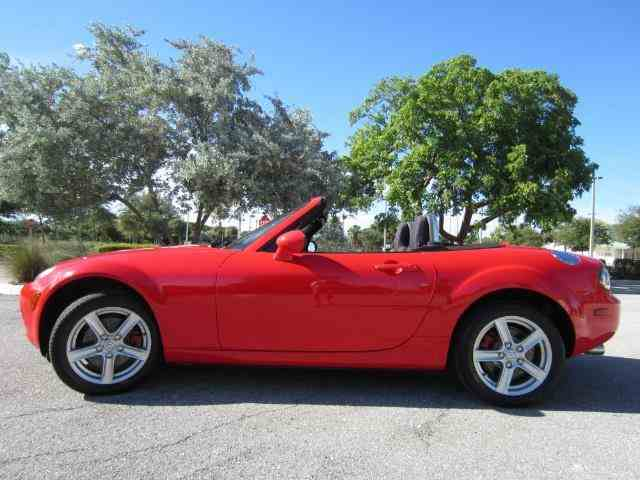 Picture of '08 MX-5 Miata - M05V