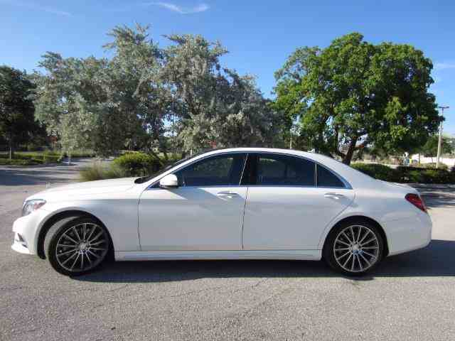 Picture of '15 Mercedes-Benz S550 - $57,900.00 - M064