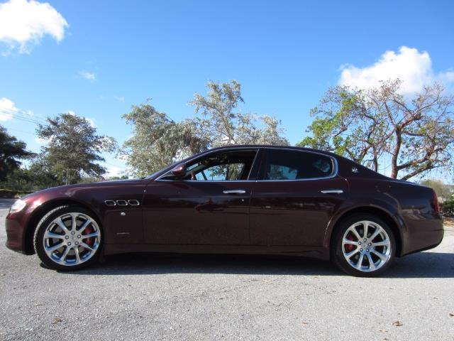 Picture of '09 Quattroporte - M06I