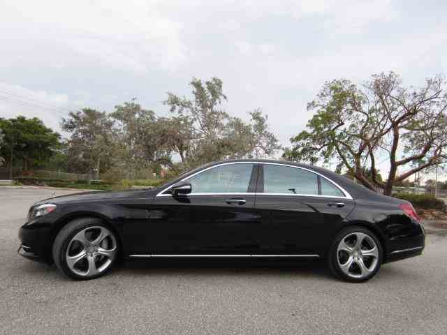 Picture of '15 S550 located in Florida - M06W