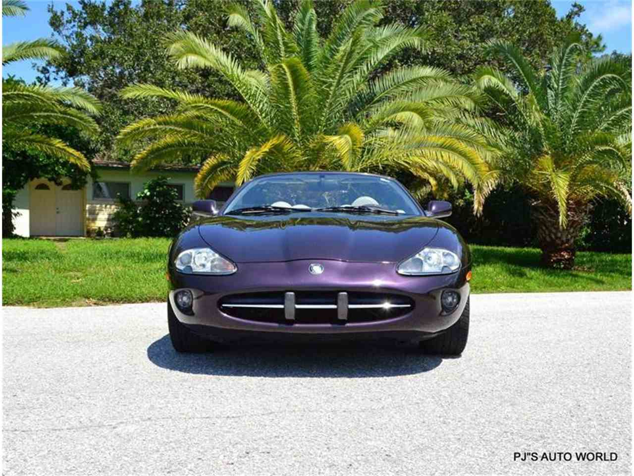 Large Picture Of 1998 Jaguar XK   $9,900.00 Offered By PJu0027s Auto World    M076