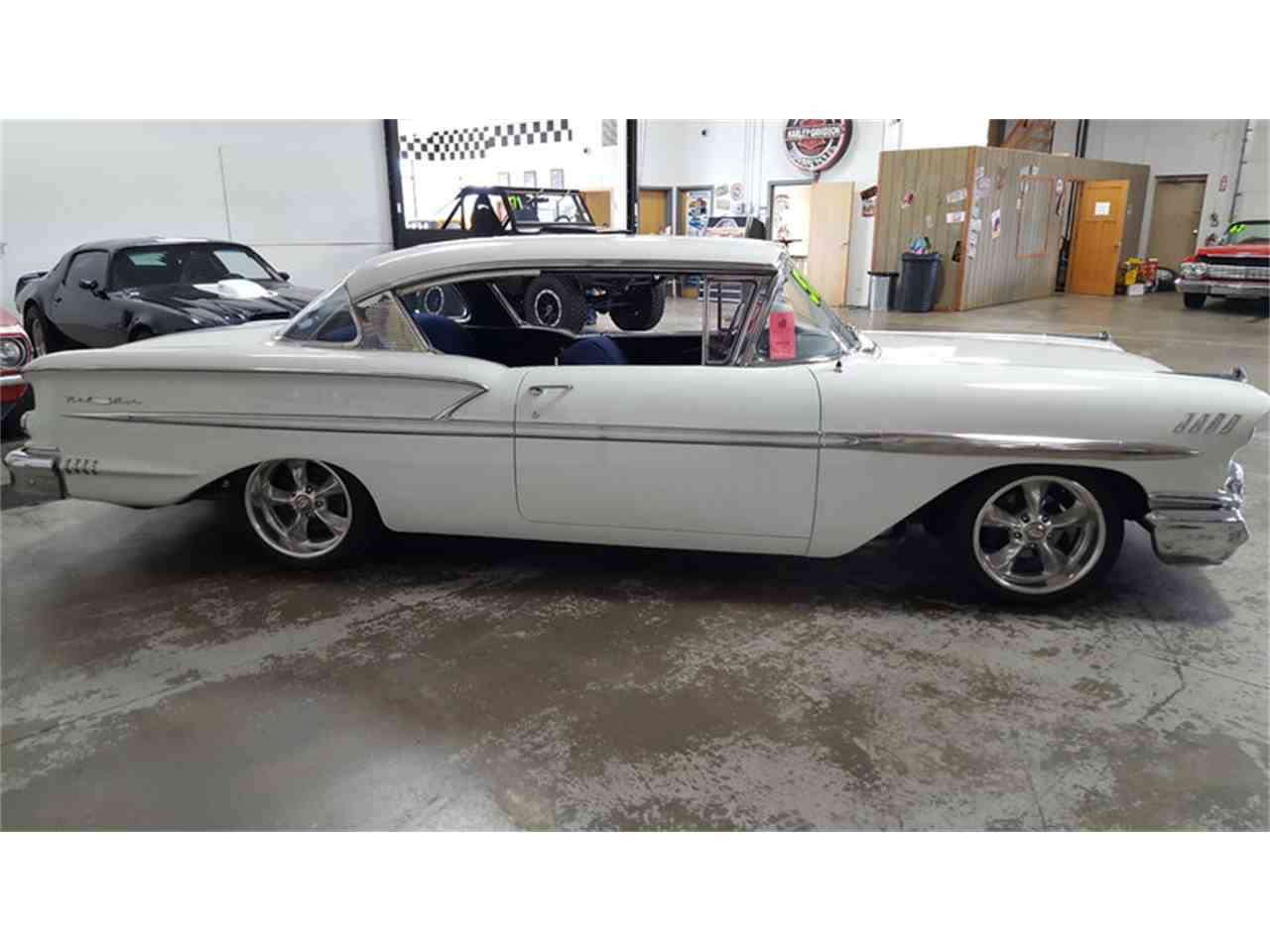 Large Picture of '58 Bel Air - LV37