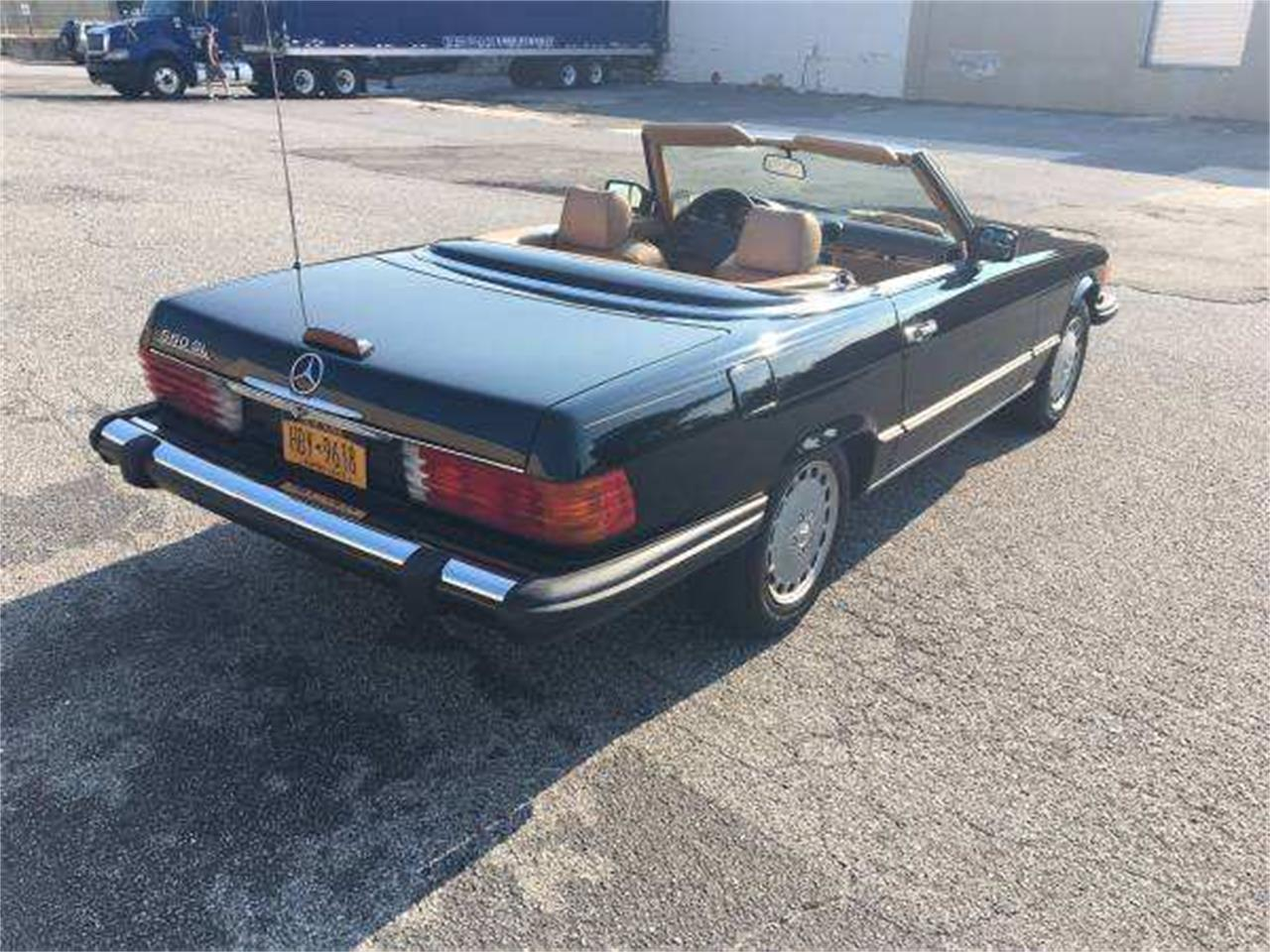 Large Picture of '88 560SL - LVJY