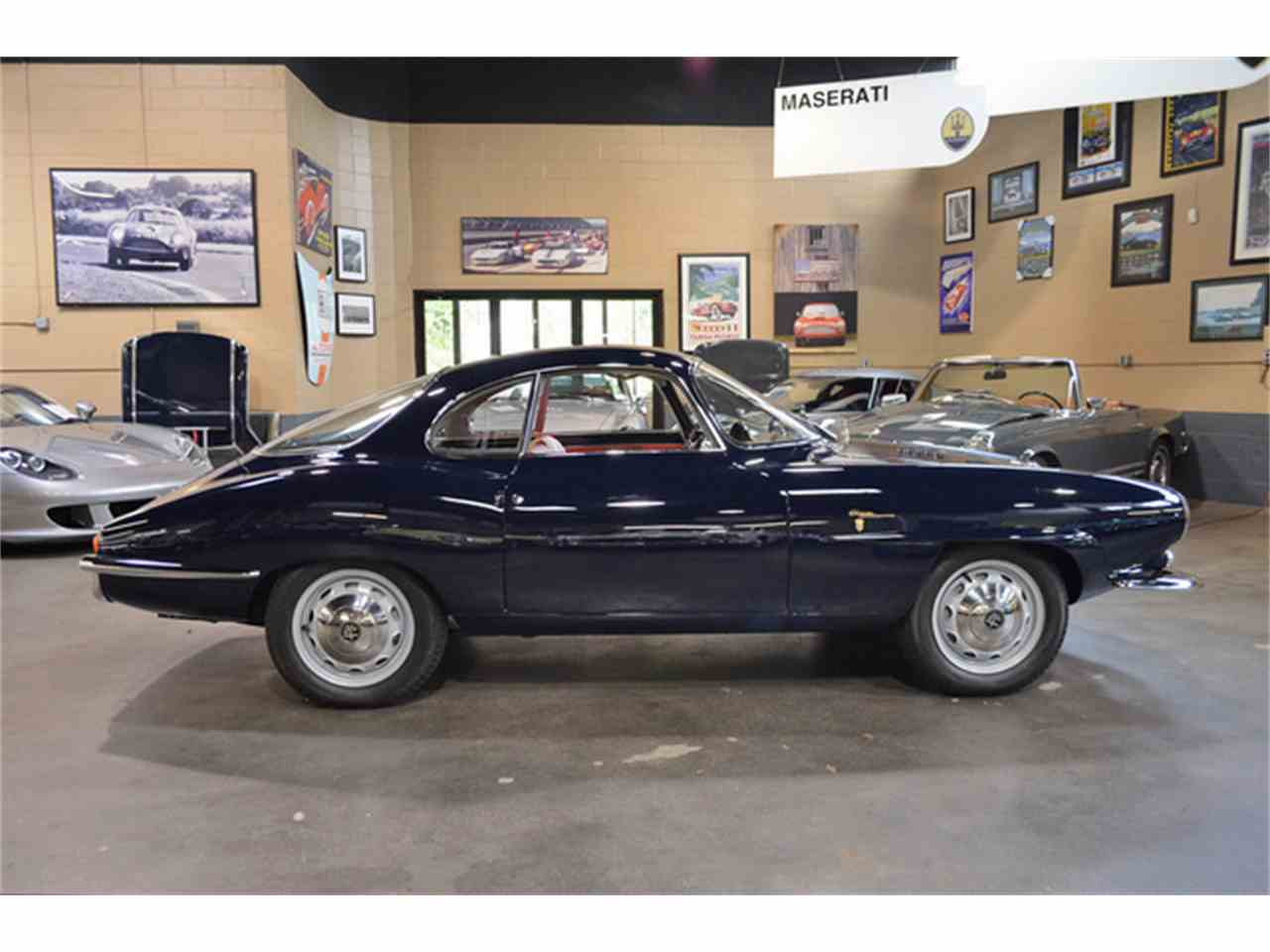Large Picture of '60 Guilietta Sprint Speciale - LVK0