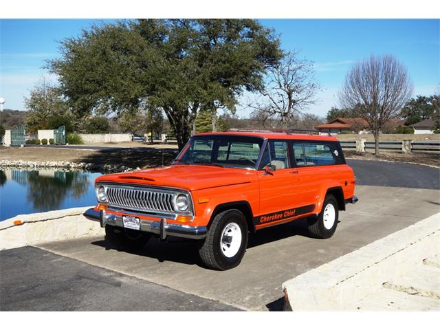 Picture of '78 Cherokee Chief - LVK2