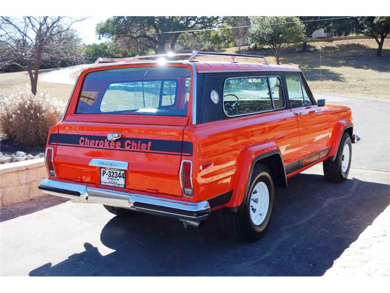 1978 Jeep Cherokee Chief for Sale | ClicCars.com | CC-1020674