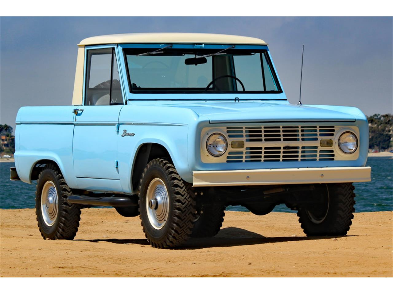 1966 ford bronco for sale cc 1020675. Black Bedroom Furniture Sets. Home Design Ideas