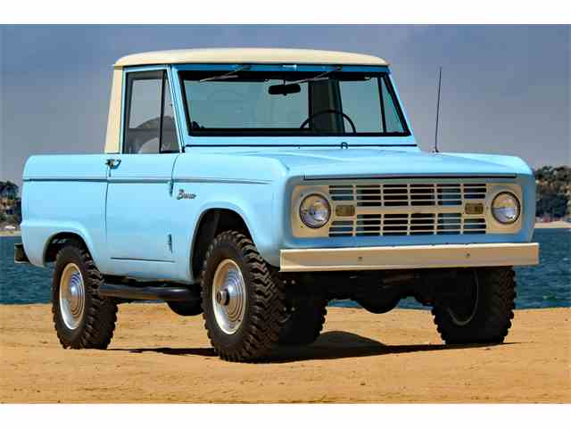 1966 ford bronco for sale on. Black Bedroom Furniture Sets. Home Design Ideas