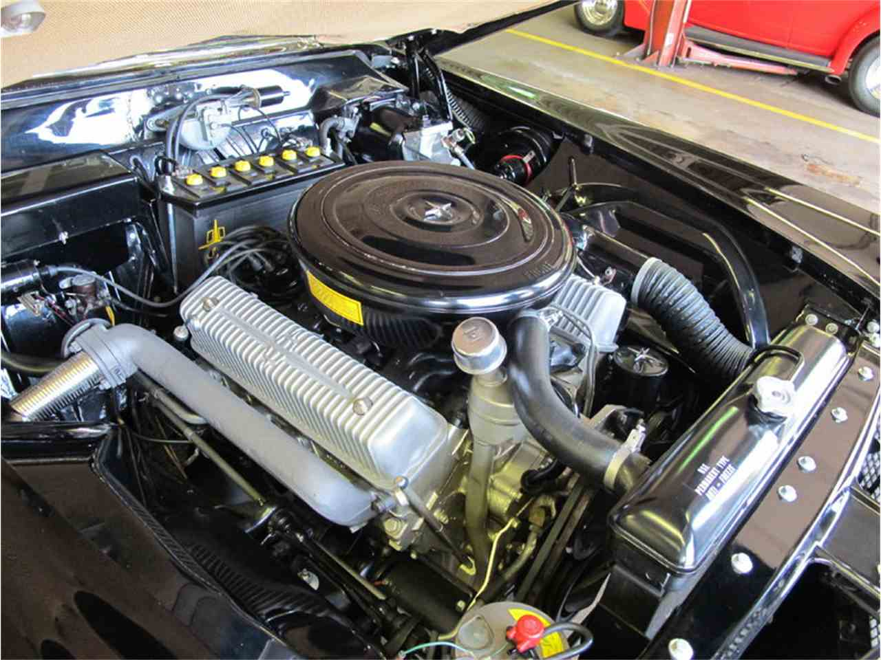 Large Picture of '56 Continental Mark II - LV38