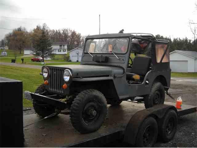 Picture of Classic '47 Willys located in Ashland Ohio - $3,850.00 - M0BI